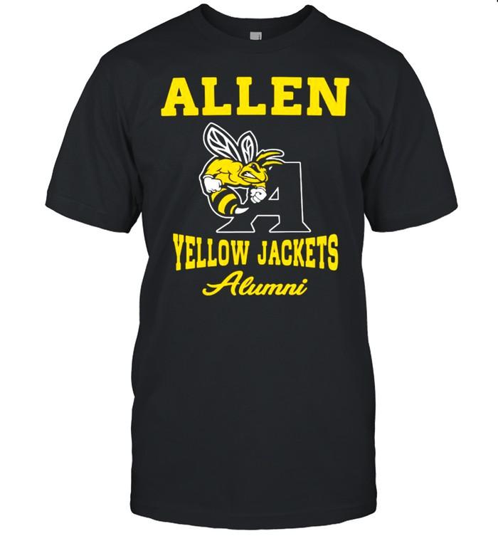 Allen Yellow Jackets Alumni Bee shirt