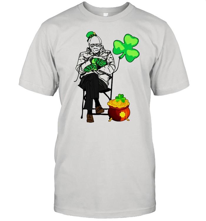 Bernie Sanders Irish StPatricks day shirt