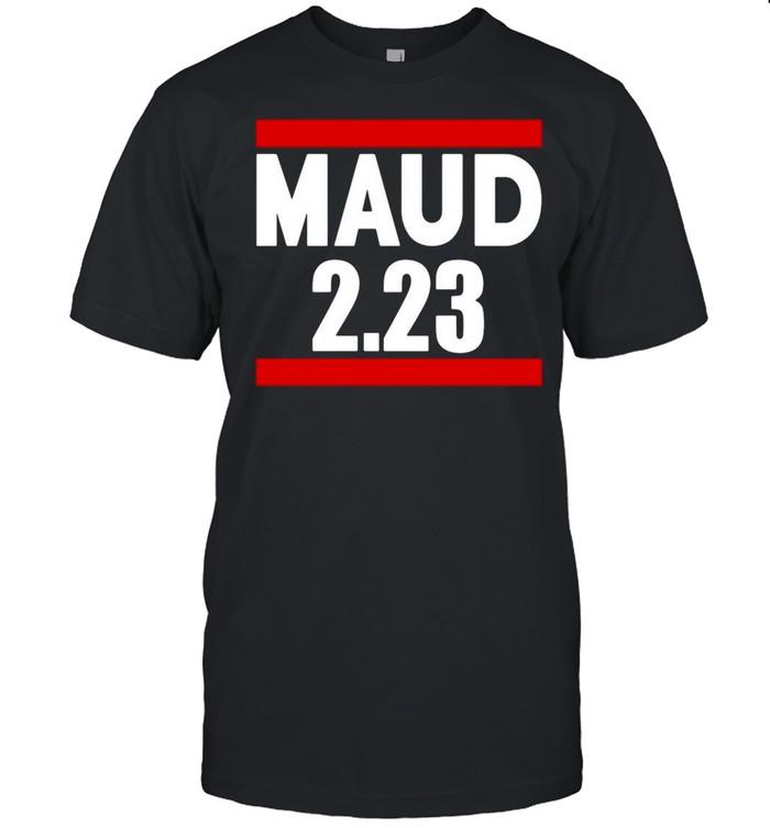 Maud 2 23 tee shirt