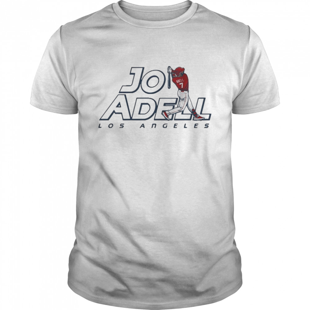 2021 Los Angeles Jo Adell shirt