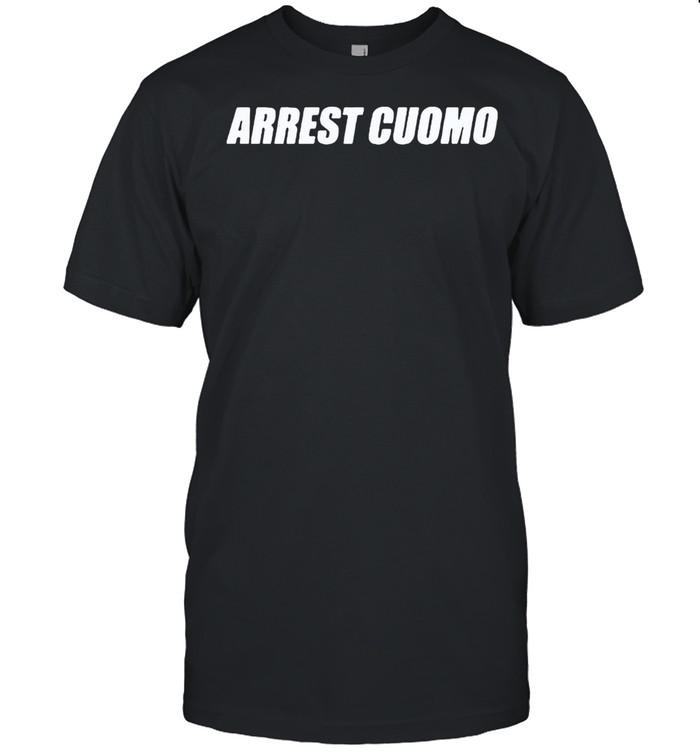 Top CPAC Arrest Cyomo shirt