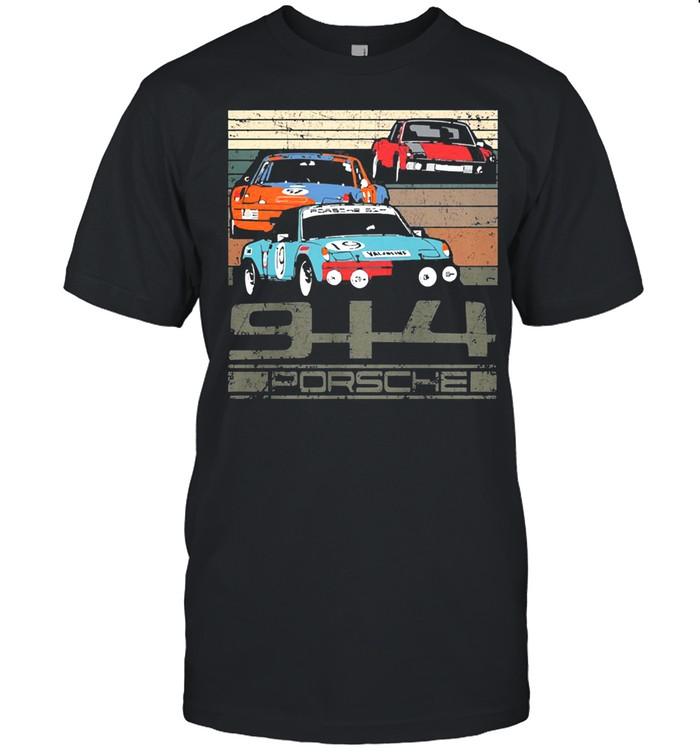 944 Porsche vintage shirt
