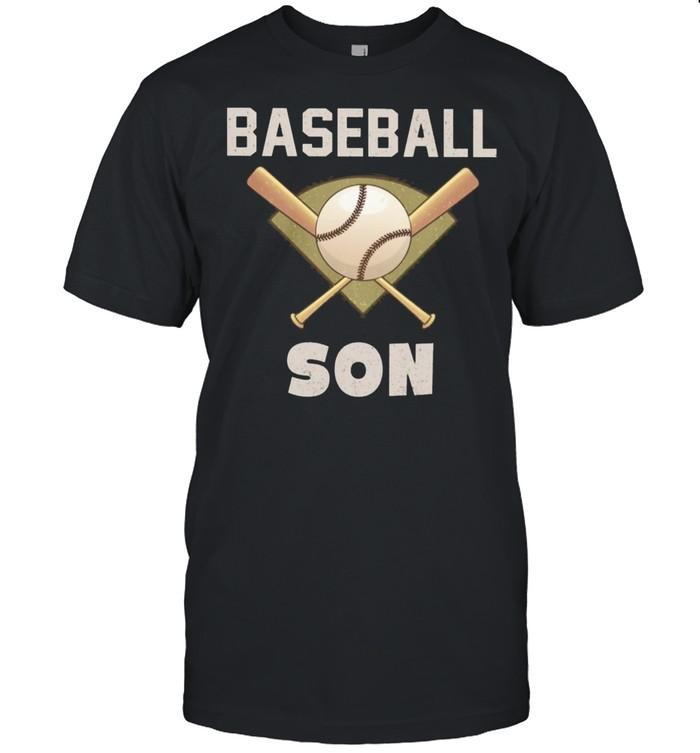 Baseball son 2021 shirt