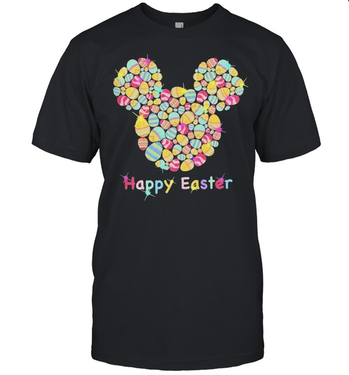 Disney Mickey Mouse Happy Easter Eggs 2021 shirt