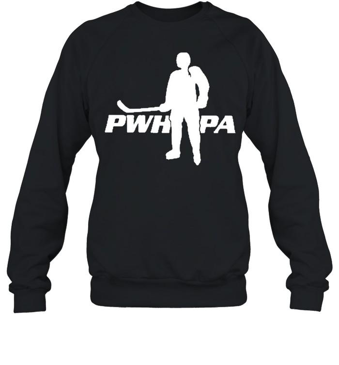 Pwhpa shirt Unisex Sweatshirt