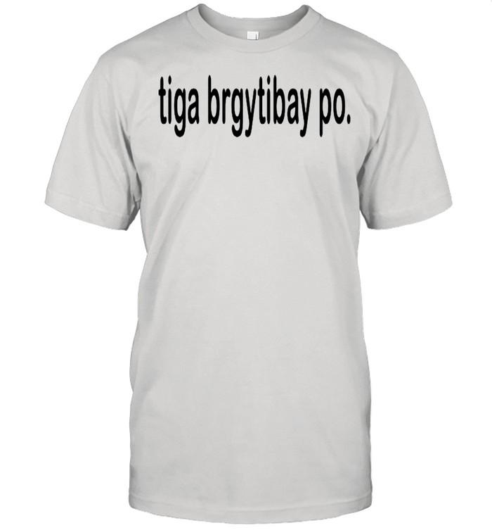 Tiga Brgy Tibay Po shirt