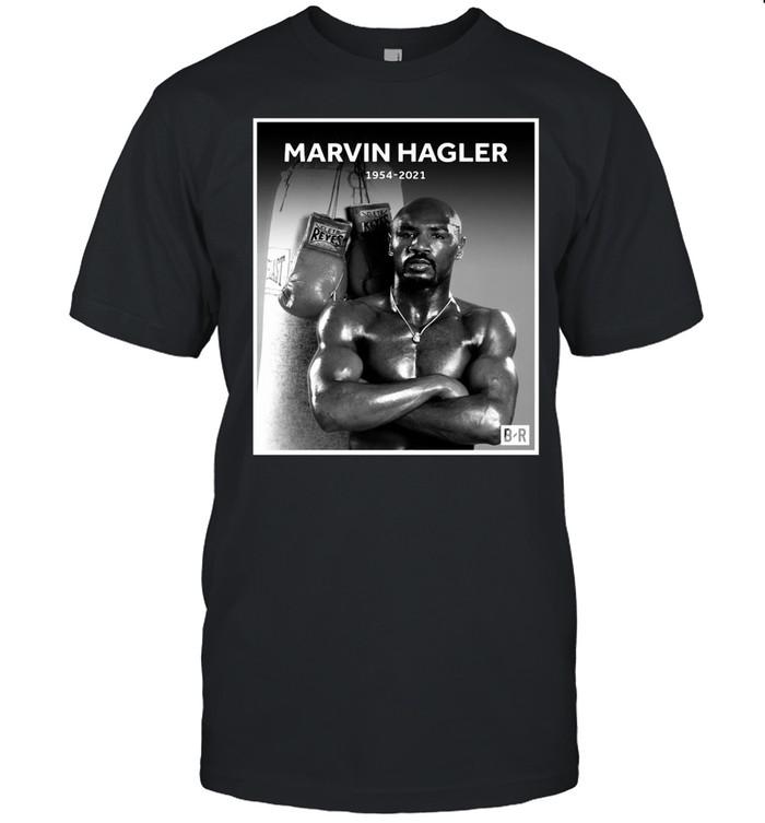 Marvin Hagler 1954 2021 T-shirt