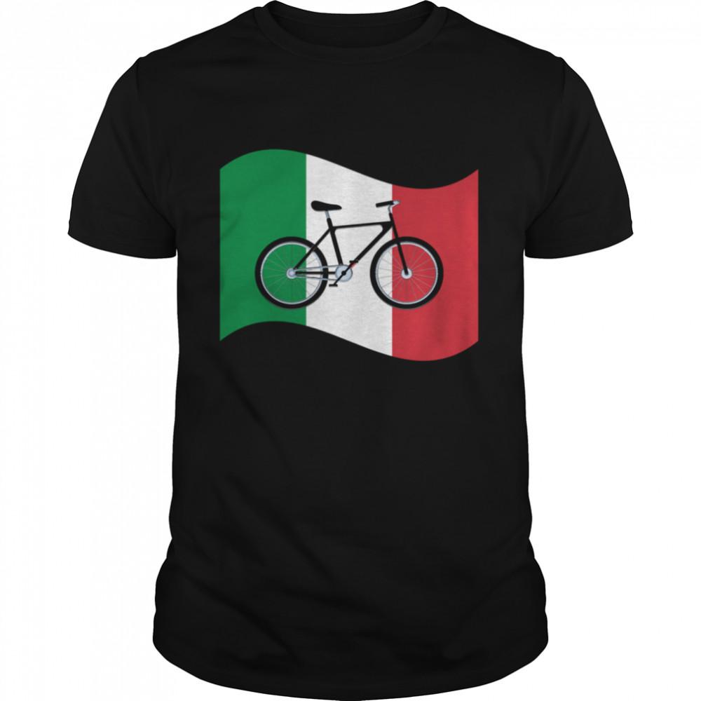 Italy Cycling Country Flag Pride Biking shirt