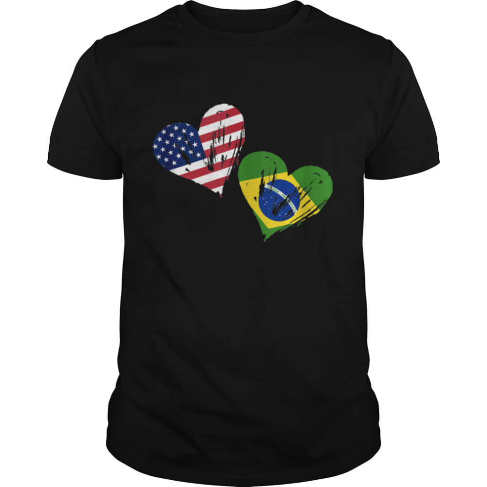 Heritage Related Brazi shirt
