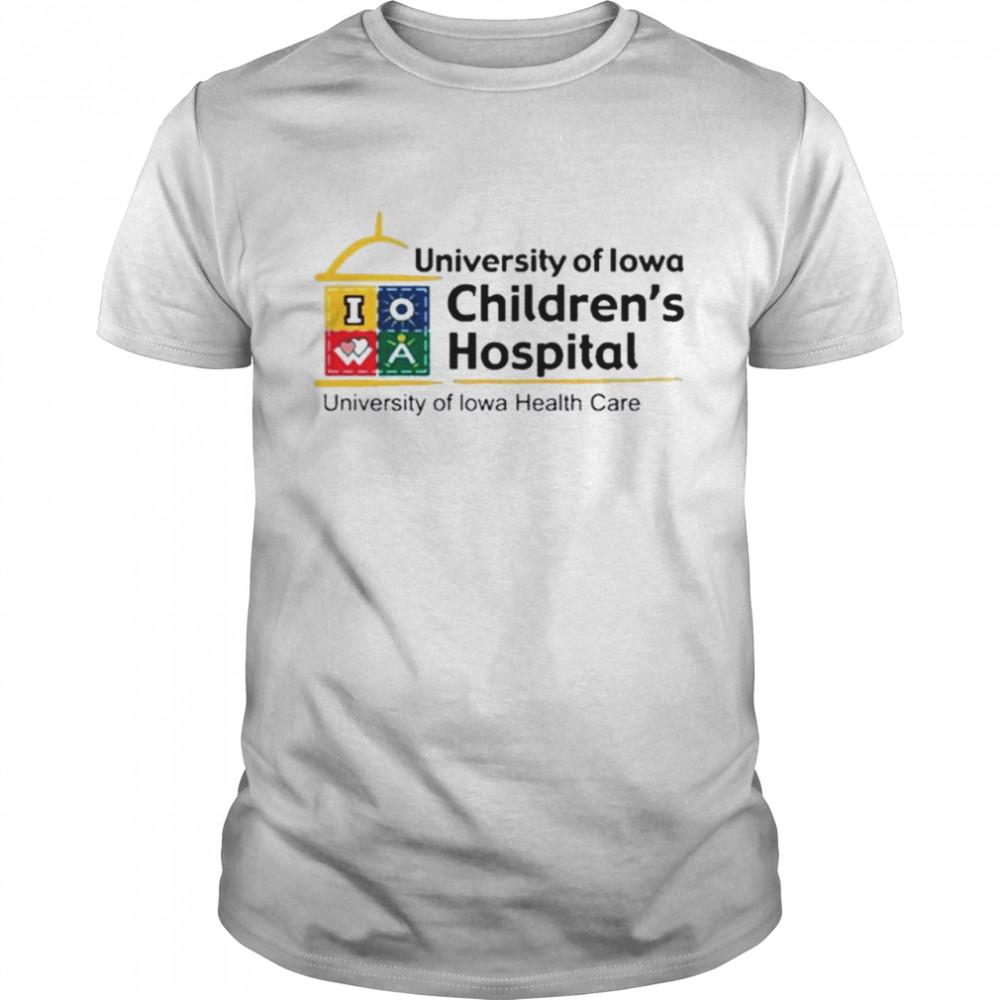University of Iowa childrens hospital university of Iowa healthy care shirt
