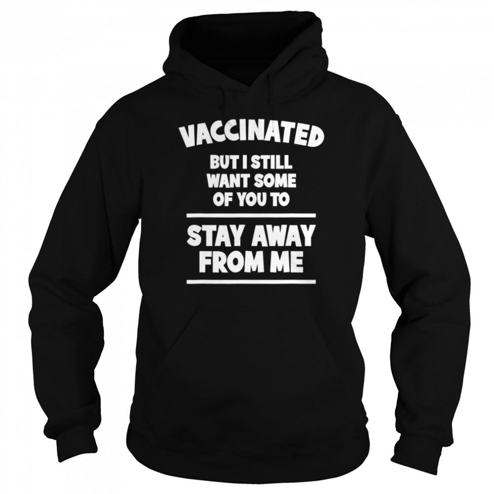 Vaccine Vaccination  Unisex Hoodie