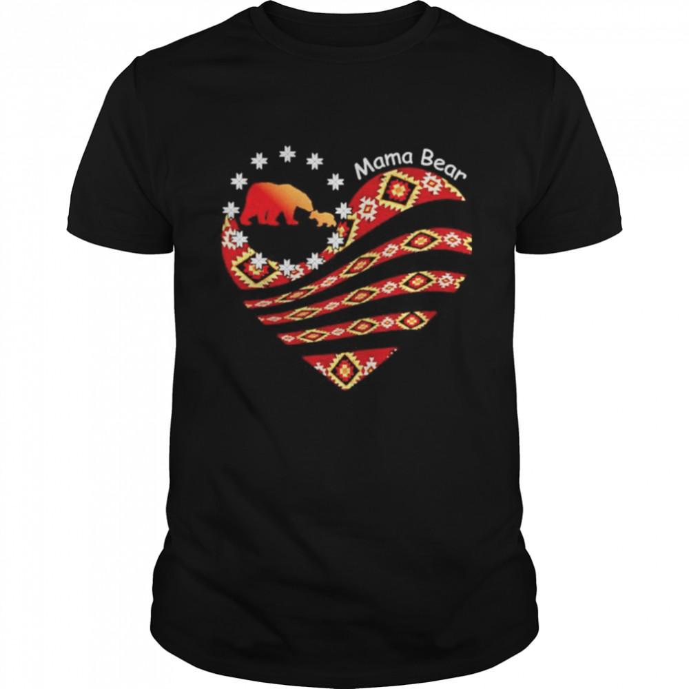 Mama Bear Mother Day shirt