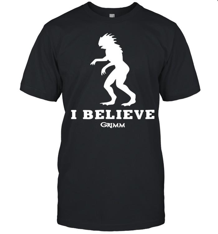 Grimm I Believe Standard T-shirt