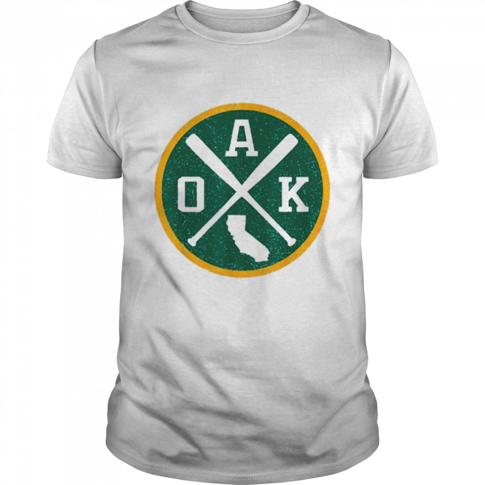 Retro Oakland Baseball Vintage shirt