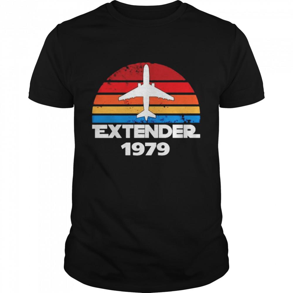 KC-10 extender 1979 vintage shirt