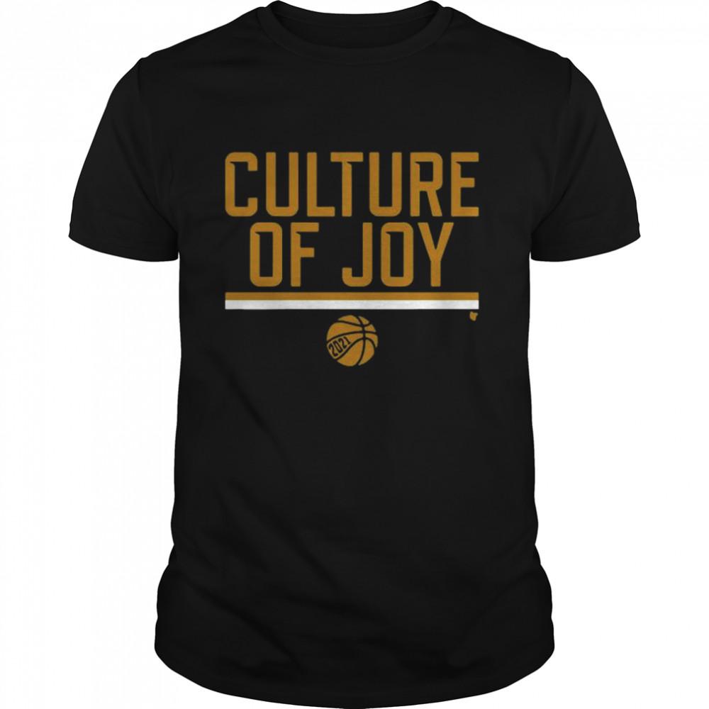 Waco Texas Basketball Culture Of Joy 2021 shirt
