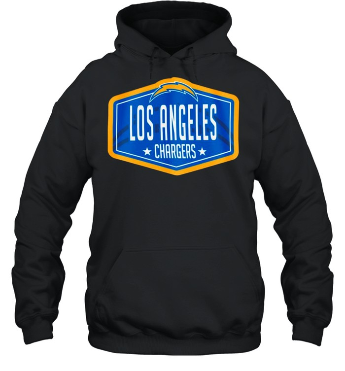 Los angeles chargers new era 2021 nfl draft hook shirt Unisex Hoodie