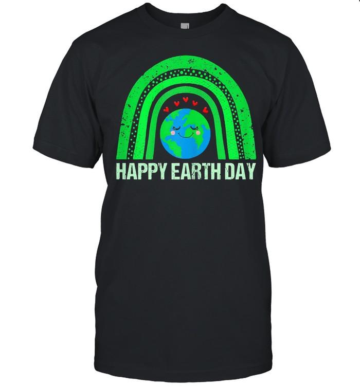 Happy earth day 2021 earth lover shirt