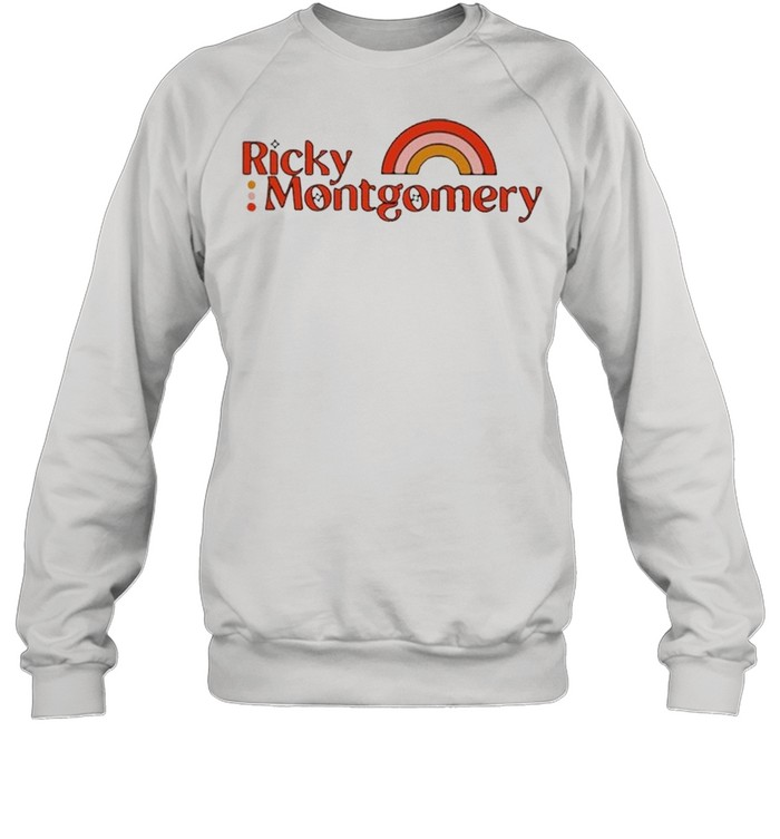 Ricky Montgomery shirt Unisex Sweatshirt