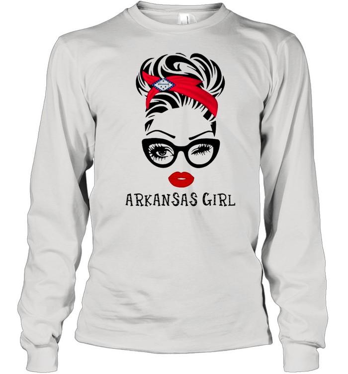 Arkansas Girl shirt Long Sleeved T-shirt