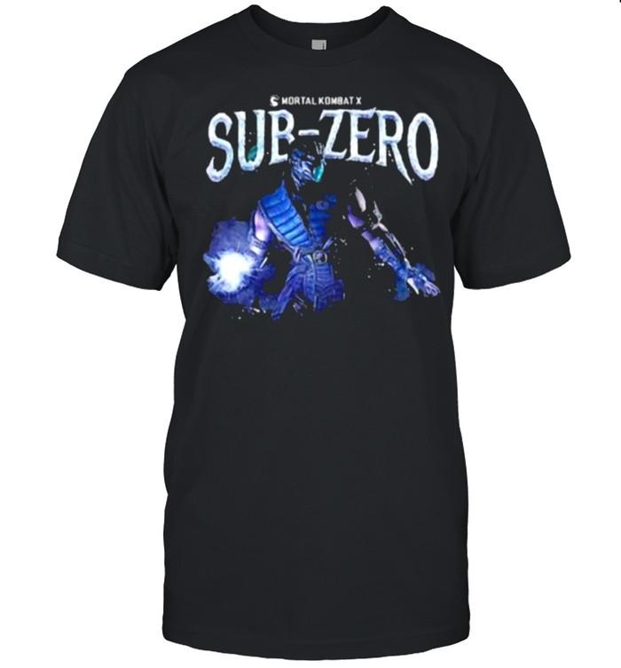 Mortal Kombat Sub-Zero Shirt