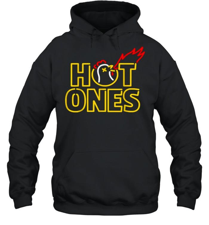 Hot ones Unisex Hoodie