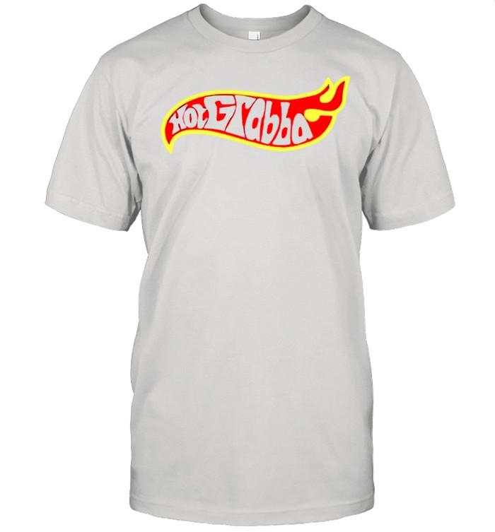 Hot grabba hot wheels shirt