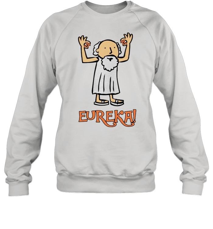 Archimedes Eureka shirt Unisex Sweatshirt