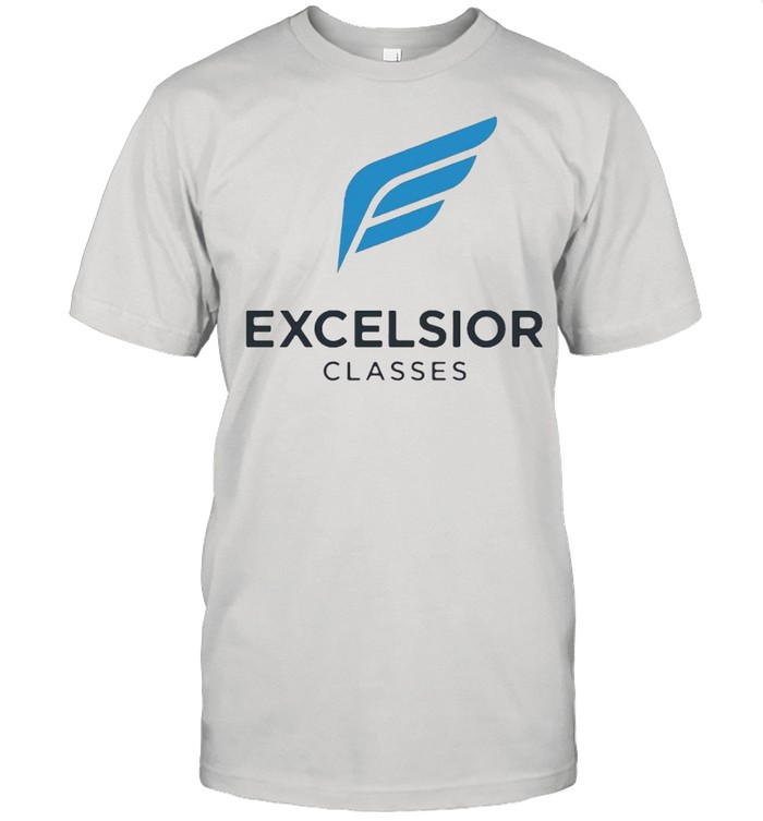 Excelsior classes shirt