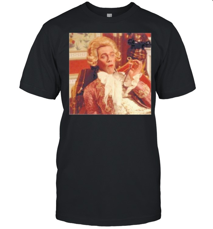 Hugh Laurie Blackadder shirt