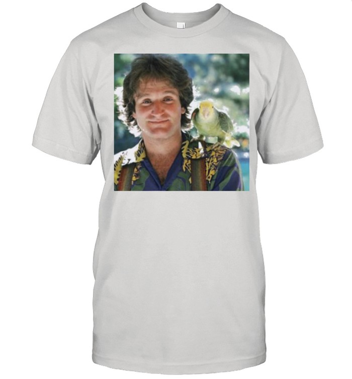 Robin Williams shirt