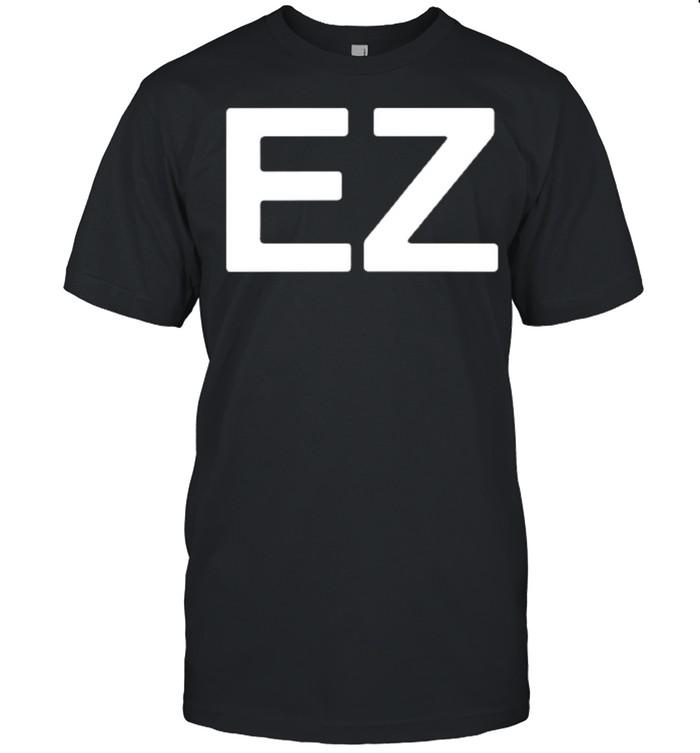 EZ Emote Gamer Stream Chat Meme shirt