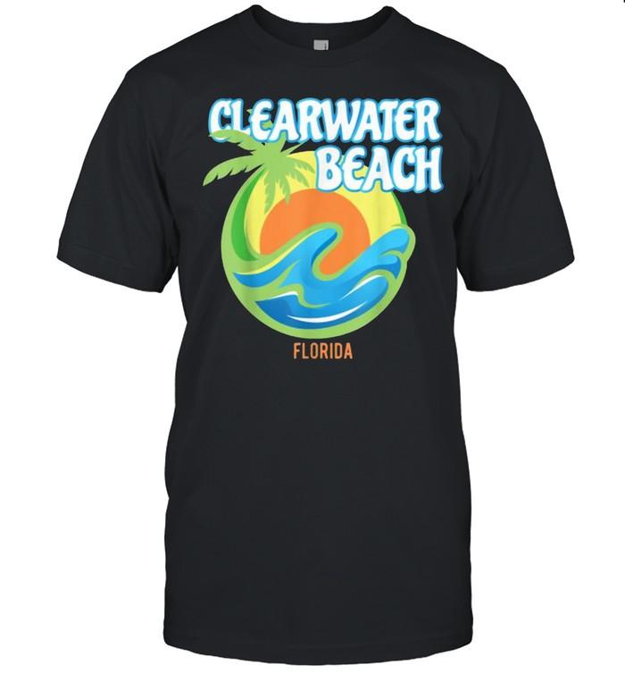 Clearwater Beach Florida Hot Summer Classic T-Shirt