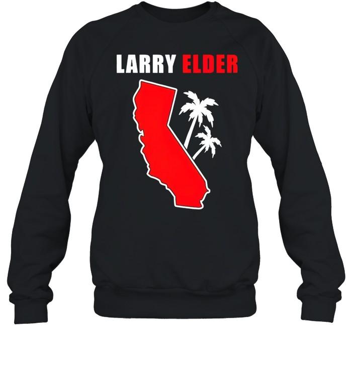 California Larry Elder shirt Unisex Sweatshirt