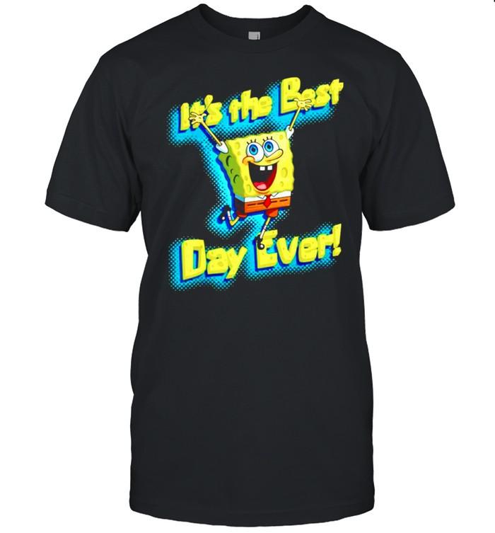 SpongeBob its the best day ever shirt