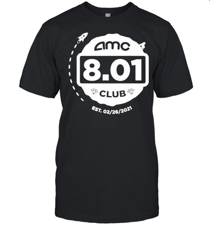 AMCs 8.01 CLUBs T-Shirt