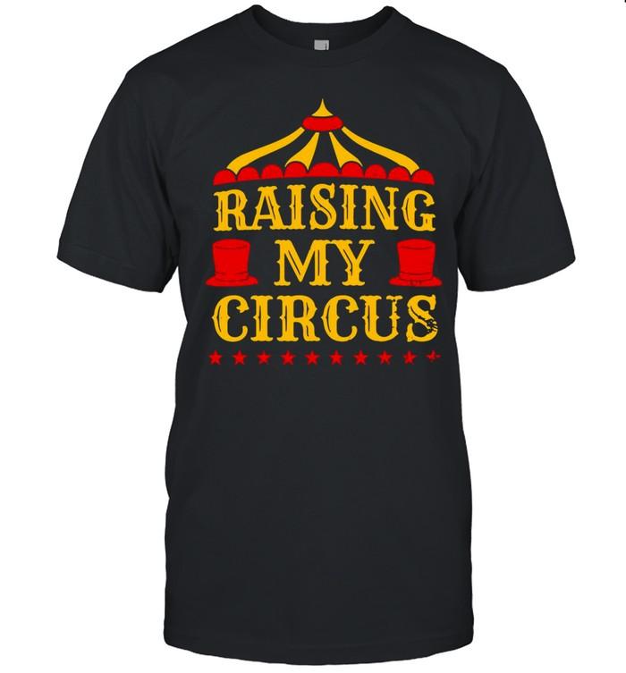 Circus Event Staff Carnival Ringmaster Ringleader T-shirt