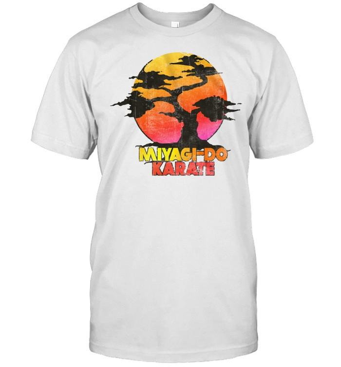 Miyagi do karate shirt