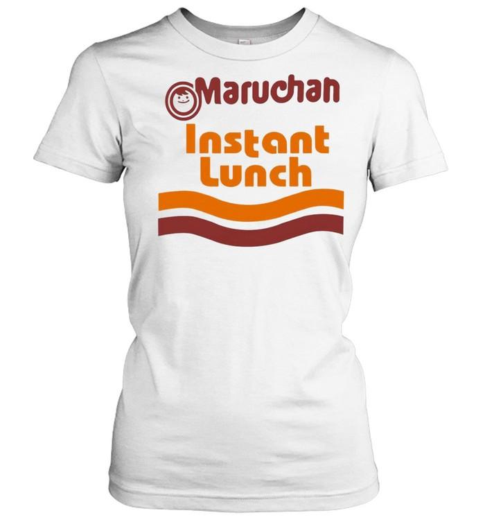 Ramen Noodle Maruchan Instant Lunch shirt Classic Women's T-shirt