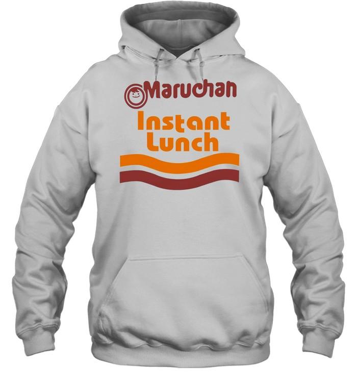 Ramen Noodle Maruchan Instant Lunch shirt Unisex Hoodie
