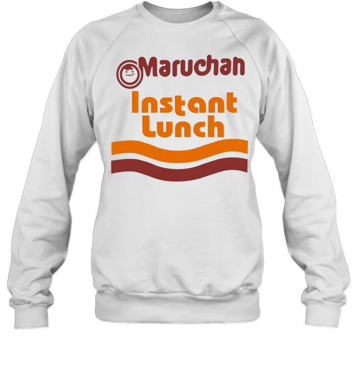 Ramen Noodle Maruchan Instant Lunch shirt Unisex Sweatshirt