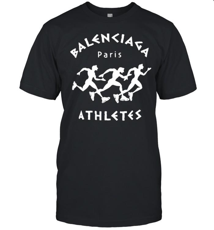 Balenciaga Paris Athletes Shirt