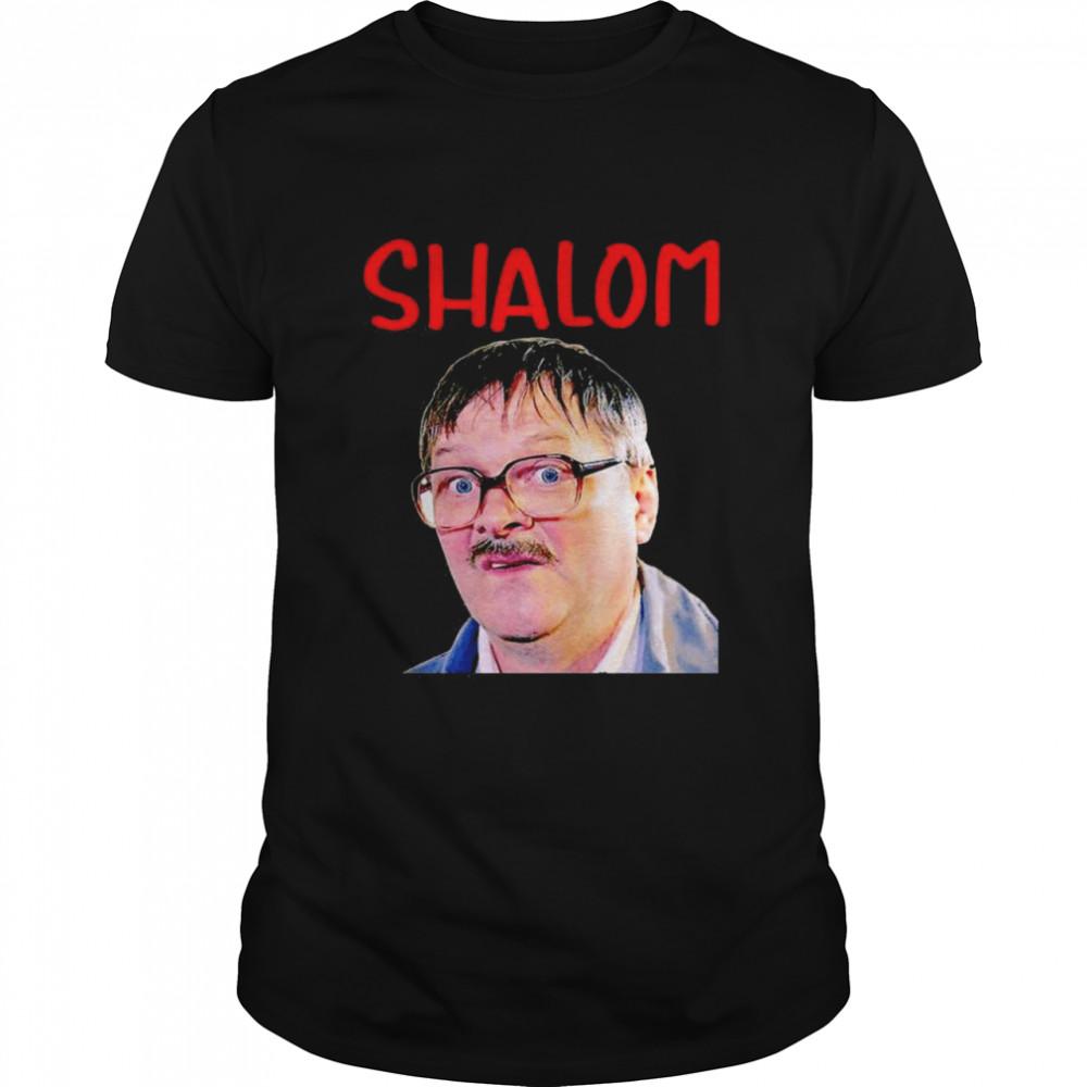 Friday Night Dinner Shalom Jim shirt