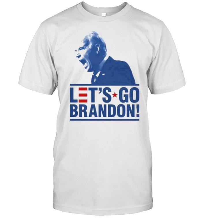 Let's Go Brandon Funny Meme 2021 T-Shirt