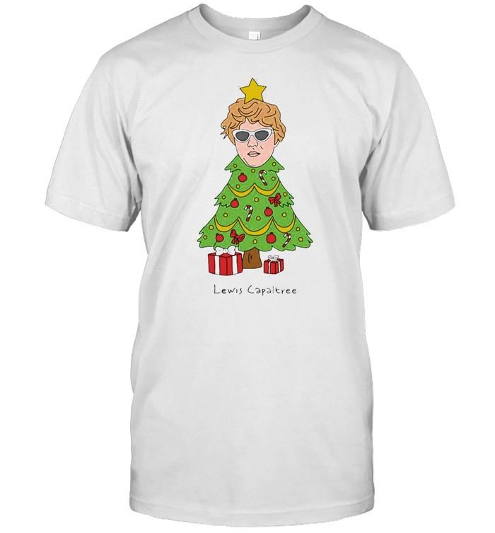 Lewis Capaltree Christmas shirt