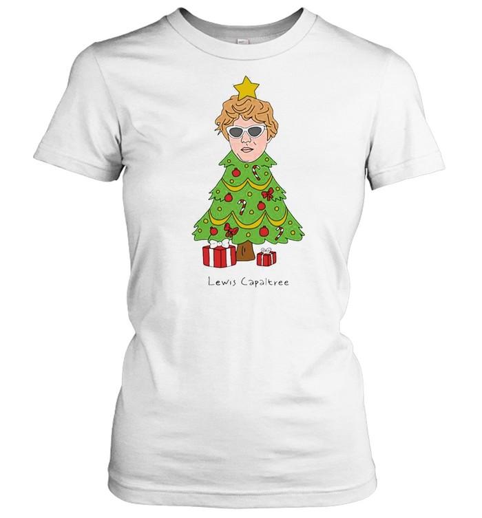 Lewis Capaltree Christmas shirt Classic Women's T-shirt