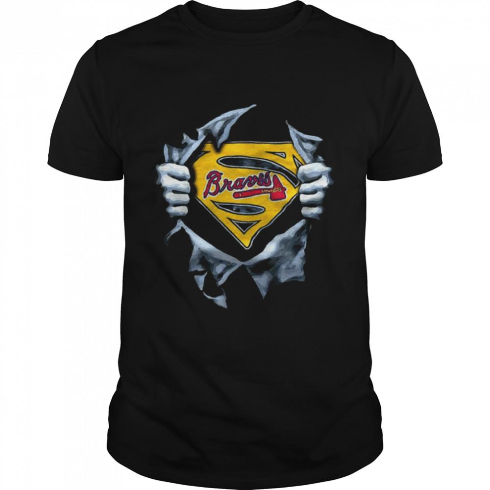 Atlanta Braves Baseball MLB Team Sport Funny T-Shirt