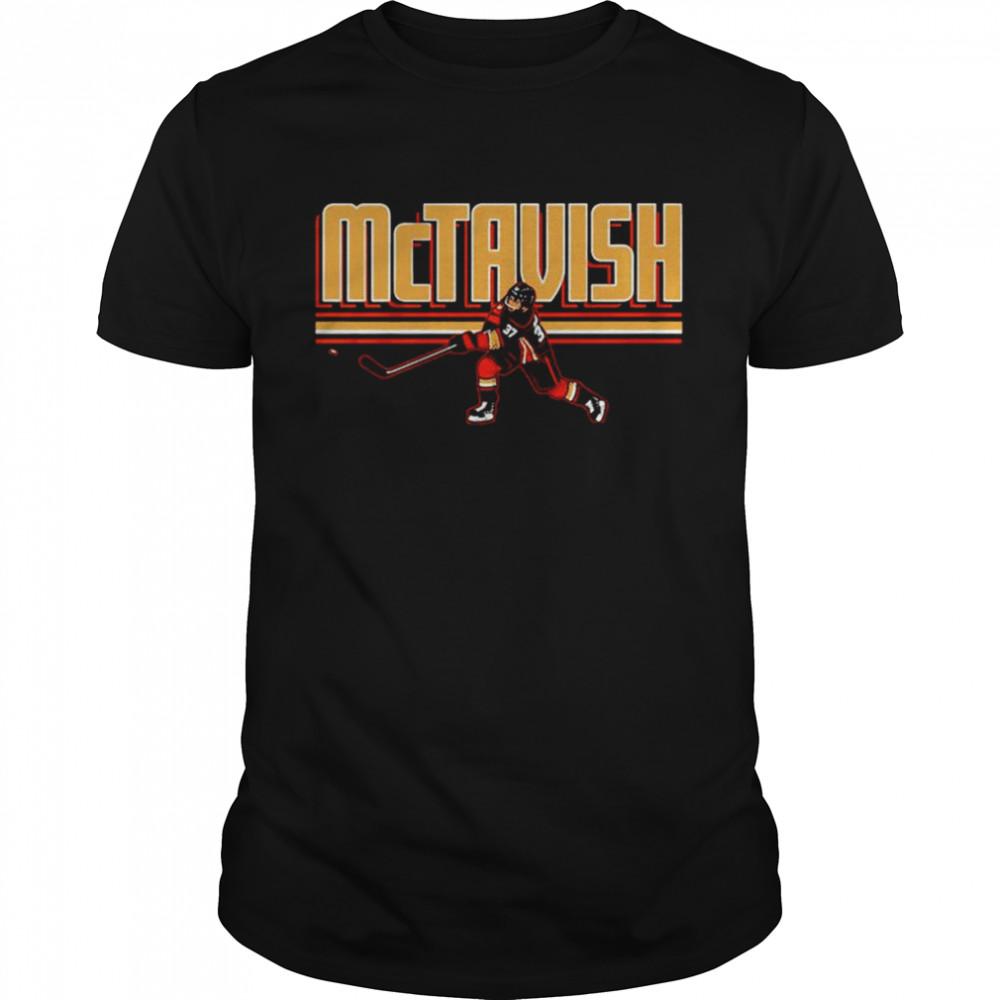 Anaheim hockey Mason McTavish shirt