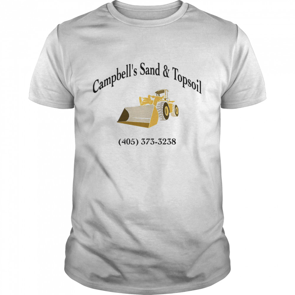 Campbell's Sand And Topsoil Premium Shirt