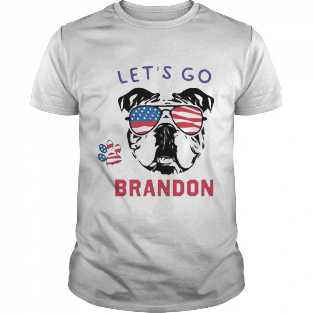 Let's Go Brandon Awakened Patriot Tee shirt